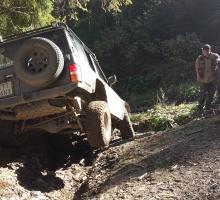 off-roadowe zmagania w zakopanem