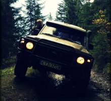 impreza off-road zakopane